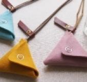 三角コインポケット