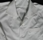 オープンカラーシャツ(2本ライン)