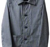 ステンカラー*春のシャツジャケット