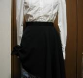 アシメトリースカートα