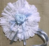 空薔薇円形ヘッドドレス