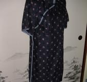 素敵なチャイナ風半袖ワンピース