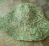 リーフィーの帽子