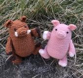 PALMy Pig + Boar | ブタ イノシシ