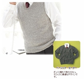 ウォームビス・ベーシックセーター