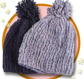 ボンボンニット帽