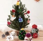 あったかクリスマス-2 ほっこり小さななかまたち