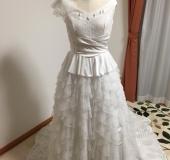 ウエディングドレス!!