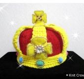Knit Crown 王様のニット帽