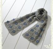 マーガレットにもなるモチーフ編みショール
