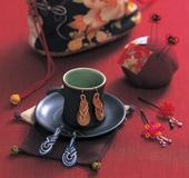 アジアン結美で作る 和風アクセサリー