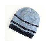 帽子(水色)