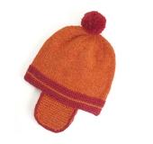 帽子(オレンジ)